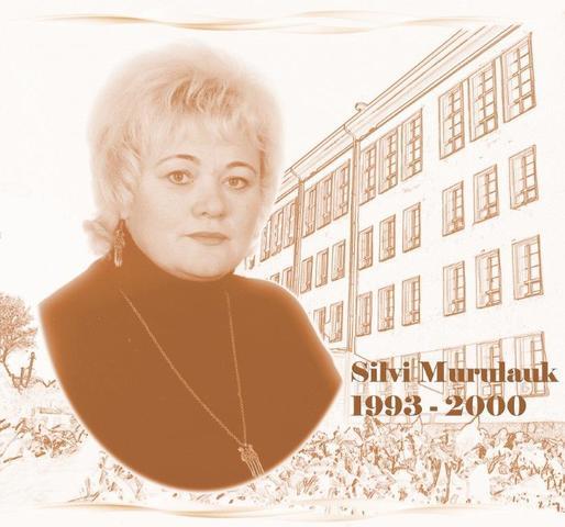 Direktor Silvi Murulauk