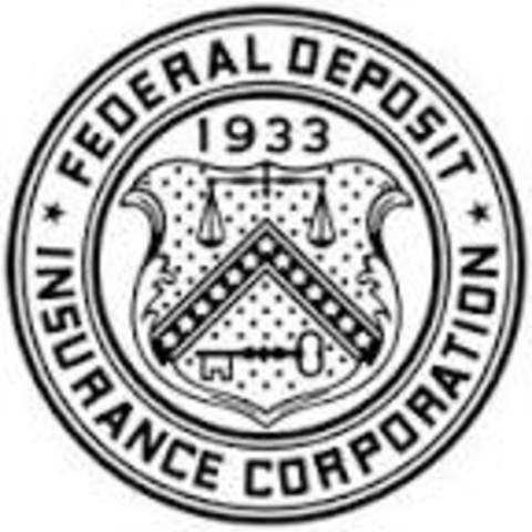 FDIC(federal deposit insurance corporation)