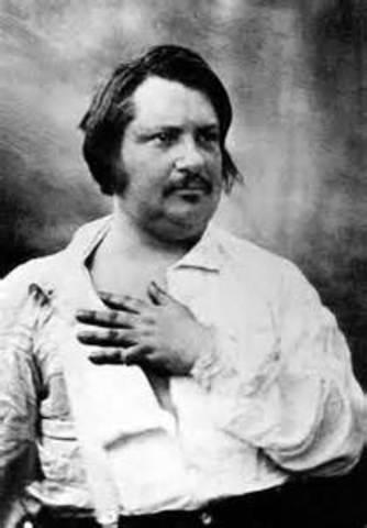 La comédie humaine; Honoré de Balzac