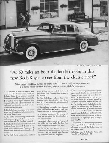 El turno para Rolls-Royce