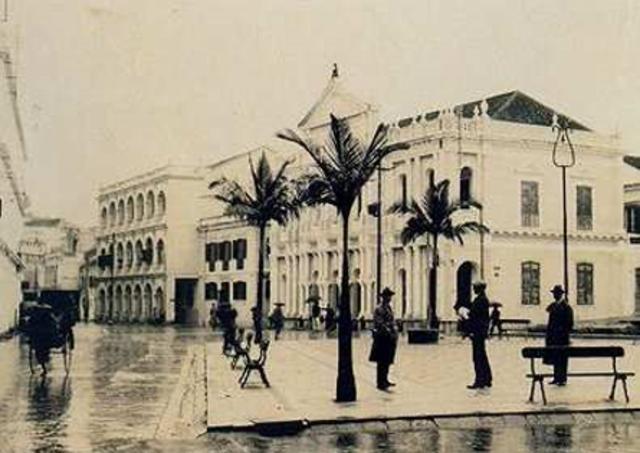 Fundado o Museu Histórico da Universidade de Cerro Azul.