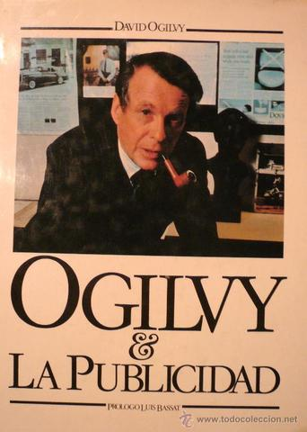 Ogilvy y la publicidad