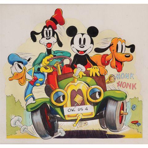 WD - Nacen nuevos personajes de Disney