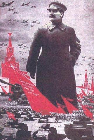 staline est mort