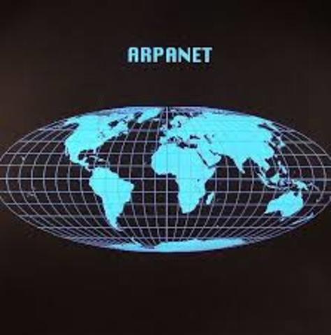 Демонстрация ARPANET