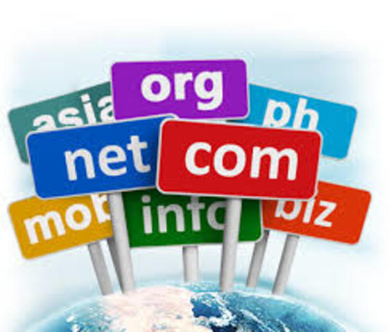 Перевод с NCP на TCP/IP, доменные имена.