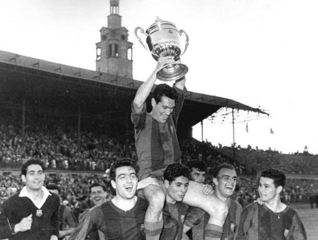 Five Copas del Rey