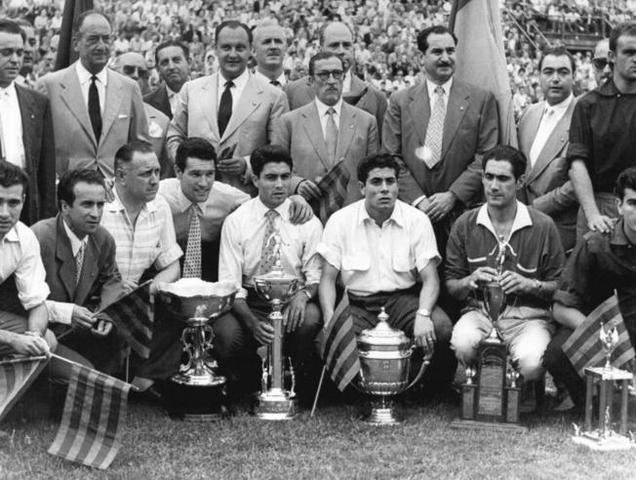 Pequeña Copa del Mundo and Copa Latina