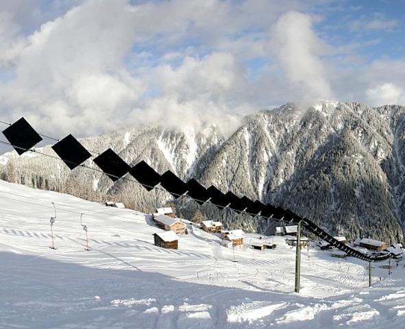 World's First Solar Village Opens