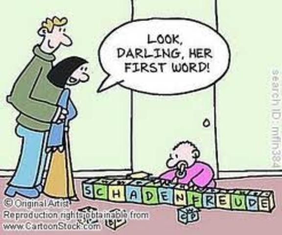Spoke First Words