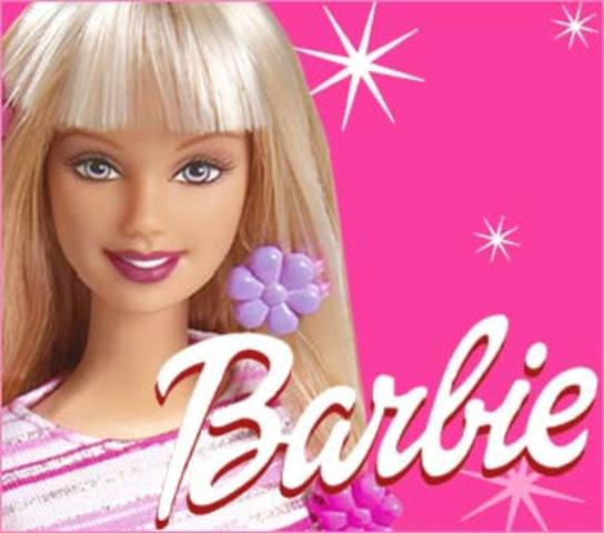 Began to play with tradtional girls toys, Received my first barbie doll