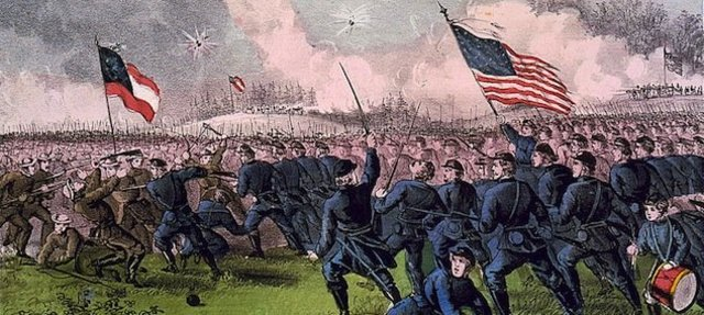 Scene #15:Identify and analyze the technological, social, and strategic aspects of the Civil War