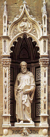 The Statue of Saint Mark (Donatello)