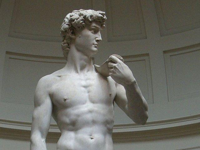 The Statue of David (Michelangelo)