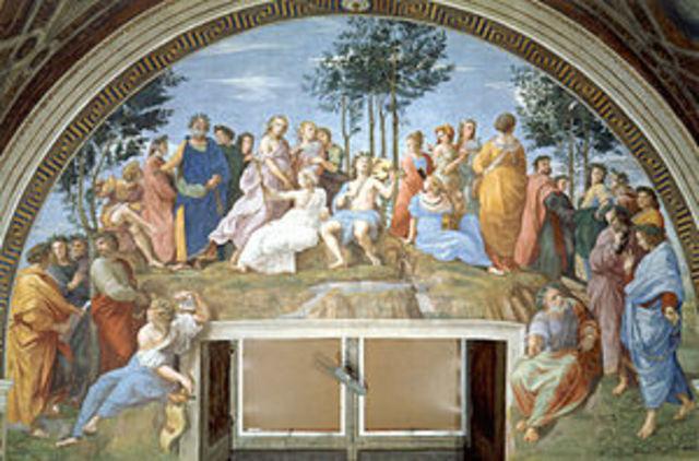 The Parnassus (Raphael)