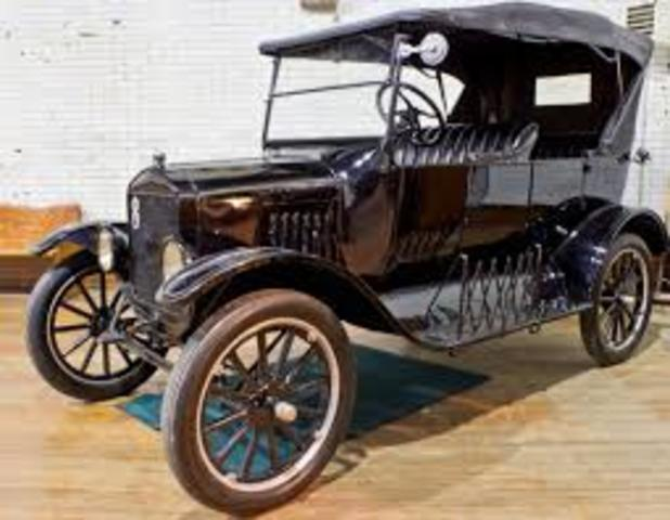 Model T Created