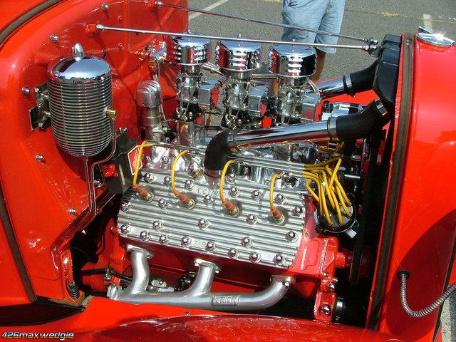 V8 Flathead Created