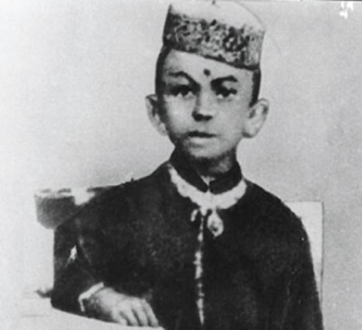Birth of Mahatma Gandhi