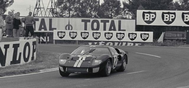 Ford Wins LeMans