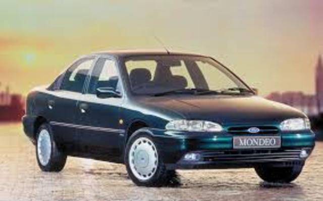 Ford Mondeo made