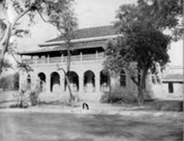 Established Satyagraha Ashram