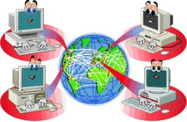 Разработка протокола Internet Relay Chat