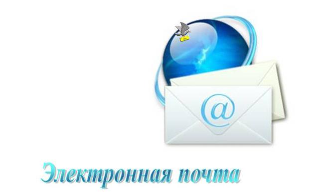 Появление электронной почты