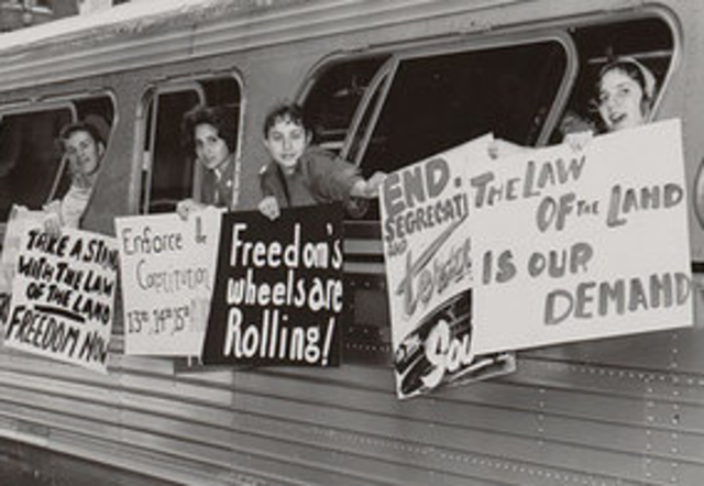Congress of Racial Equality Created Freedom Rides