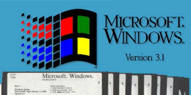 Windows NT 3.1 Advance Server
