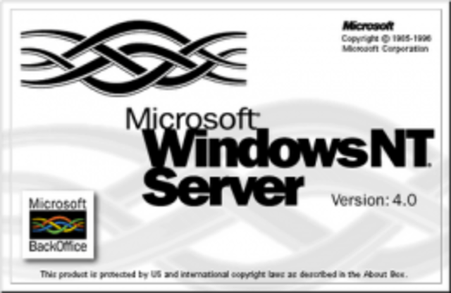 Windows NT 4.0 Server, Enterprise Edition