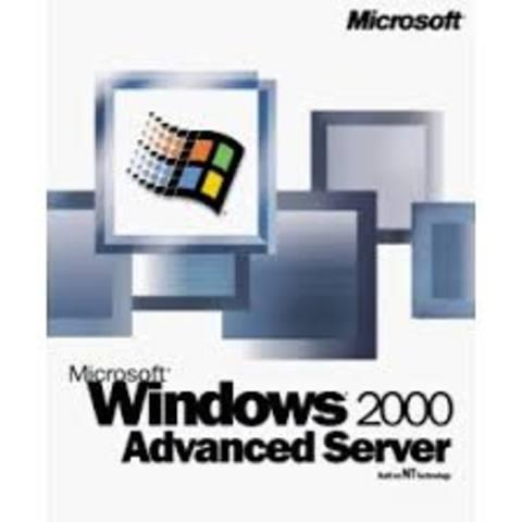 Windows 200 Advance Server