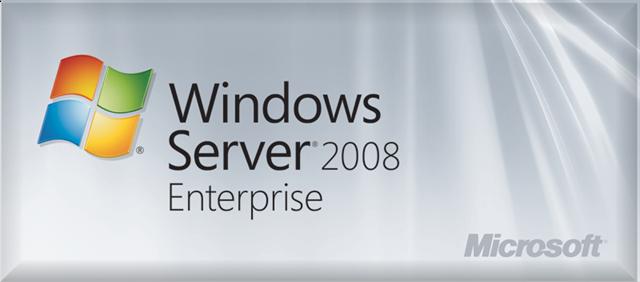 Windows server 2008 Enterprise Edidtion