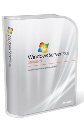 Windows server 2008 Standard Edidtion