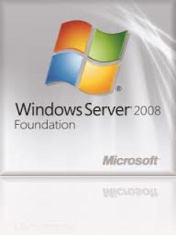 Windows server 2008 Foundation