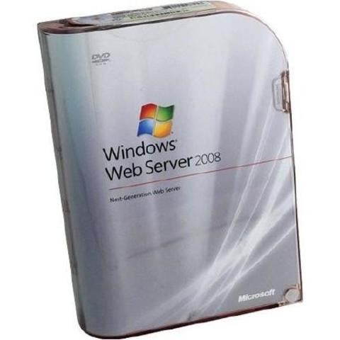 Windows server 2008 Web