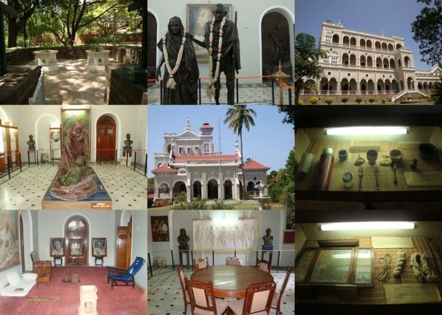 Fast at Aga Khan Palace