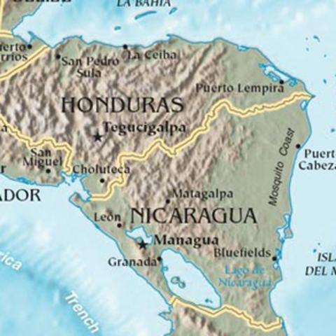 Misión de Verificación Internacional en la frontera Honduras-Nicaragua