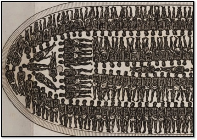 Large scale slave migration