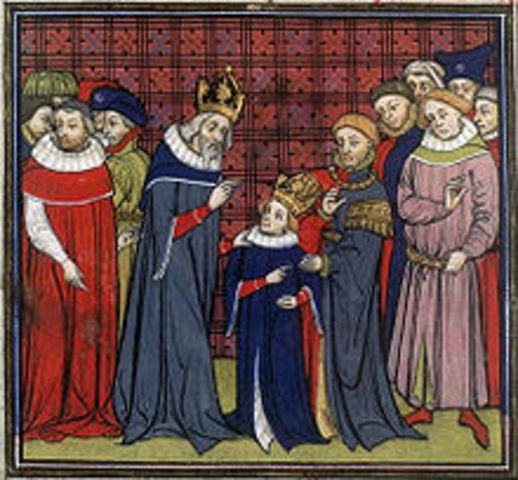 CarloMagno Heredero del Reino