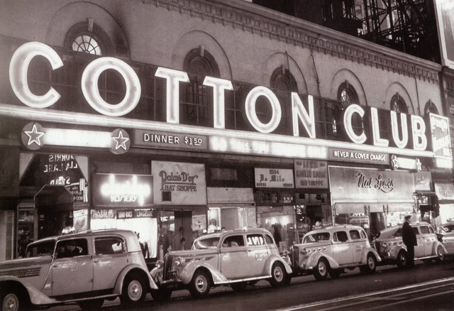 The Cotton Club Opens