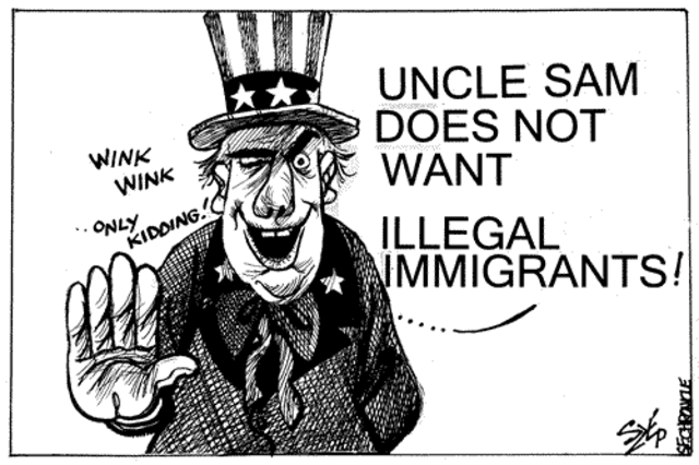 The Illegal Immigration Reform and Immigrant Responsibility Act