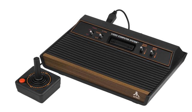 The Atari 2600 releases.