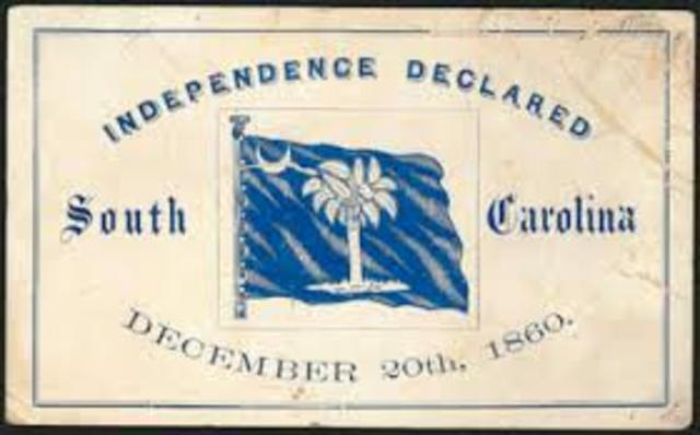 South Carolina Ordinance of Secession