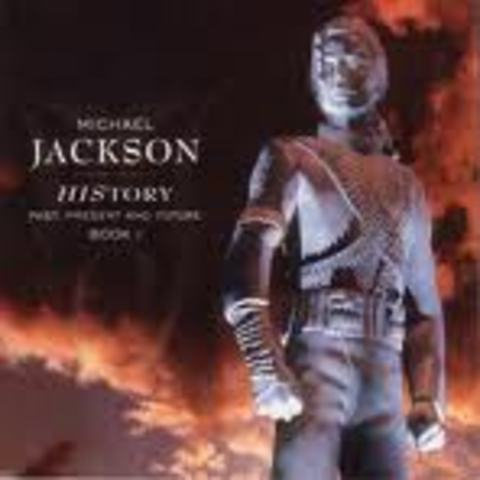 Michael Jackson releases HIStory