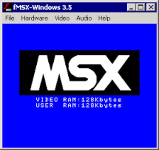 MSX-DOS