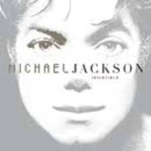 MichaelJackson releases invincible