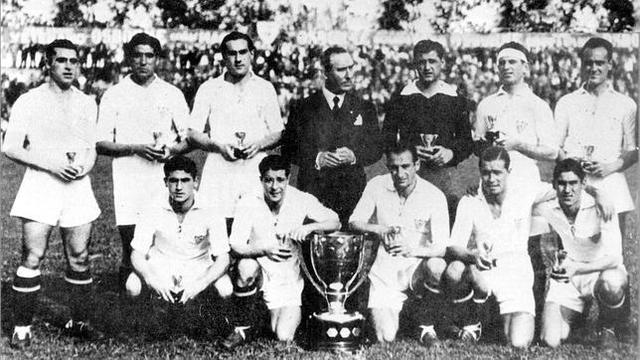 League title and two Copa del Rey