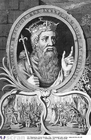 Malcolm III died