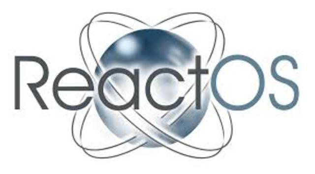 ReactOS 0.0.21. Salió en 2002