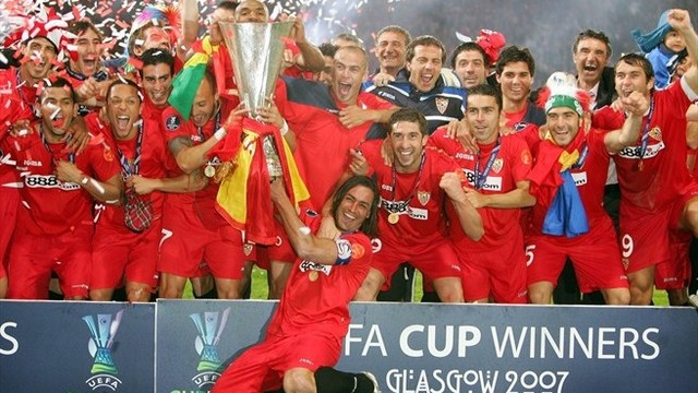 Second UEFA Cup title